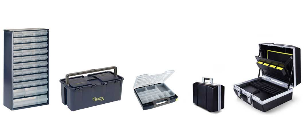 Raaco Storage Products