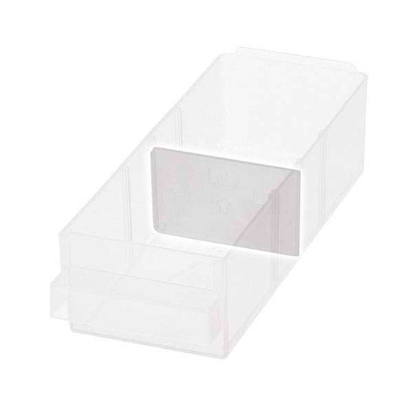 101981 pack of 60 150-00 Dividers for Raaco 150 series storage cabinets