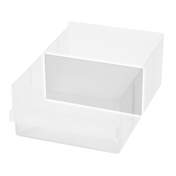106764 pack of 12  250-2 Dividers for Raaco 137584 storage cabinets