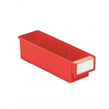 3010-5 Red Colour bin cabinet drawer