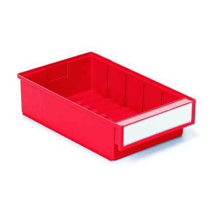3020-5 Red Colour bin cabinet drawer