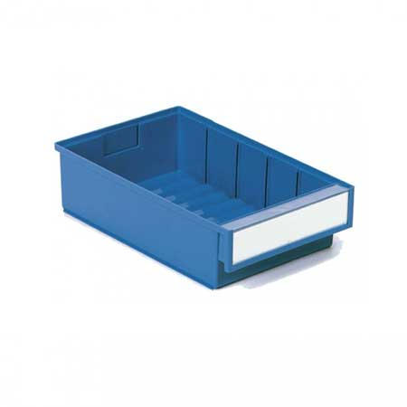 3020-6 Blue Colour bin cabinet drawer
