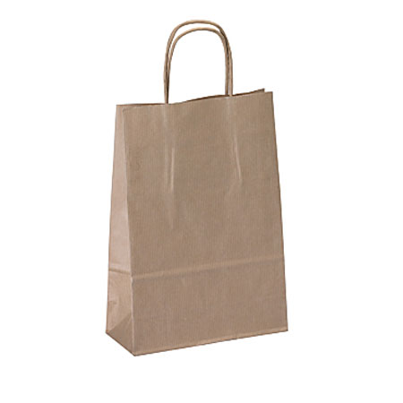 32709 Accessory Kraft Bag (PK50) 16.5 x 23cm