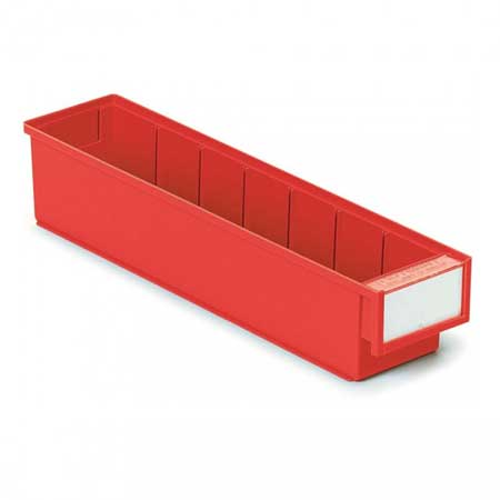 4010-5 Red Colour bin cabinet drawer