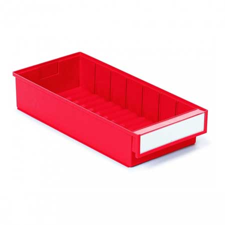 4020-5 Red Colour bin cabinet drawer