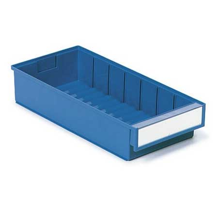 4020-6 Blue Colour bin cabinet drawer