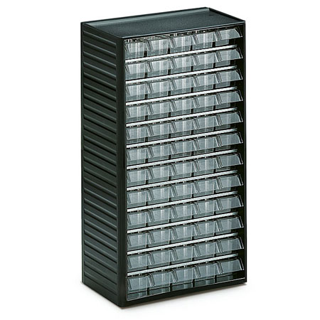 550 - 60 drawer visible storage cabinet