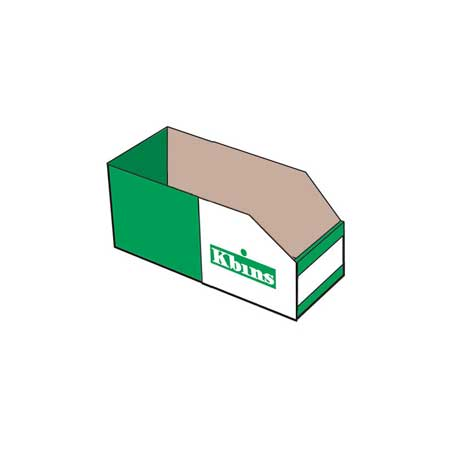 PKA1507 K Bin Carboard Parts storage box 150mm x 75mm