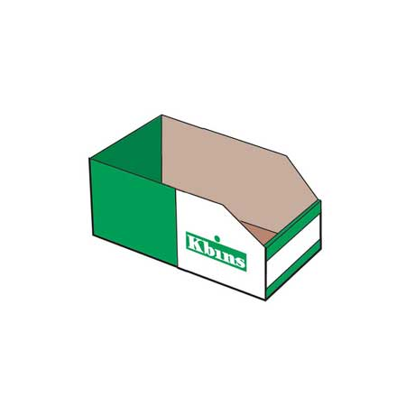 PKA1510 K Bin Carboard Parts storage box 150mm x 100mm (D x W)