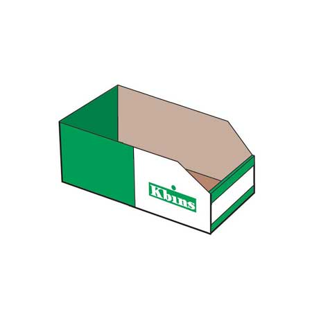 PKA2010 K Bin Carboard Parts storage box 200mm x 100mm
