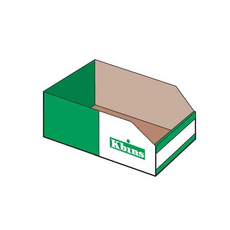 PKA2015 K Bin Carboard Parts storage box 200mm x 150mm
