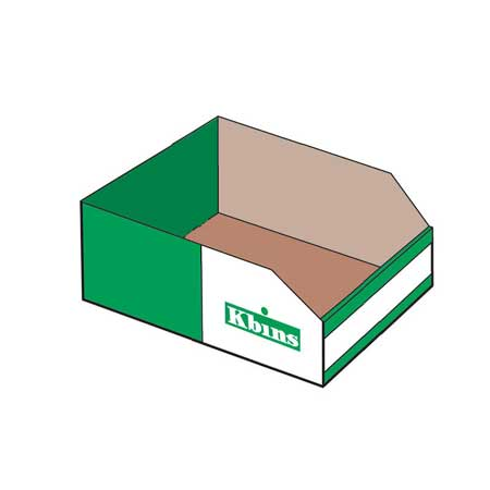 PKA2020 K Bin Carboard Parts storage box 200mm x 200mm