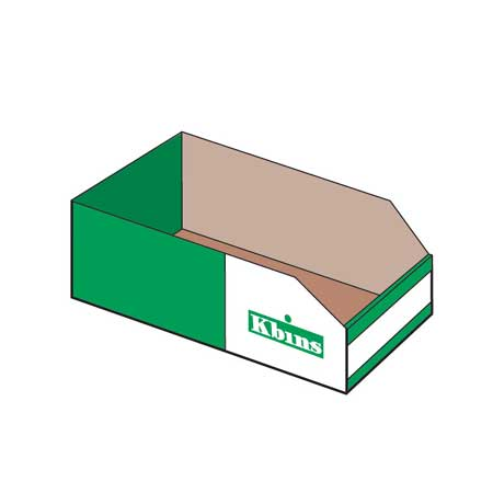 PKA3015 K Bin Carboard Parts storage box 300mm x 150mm