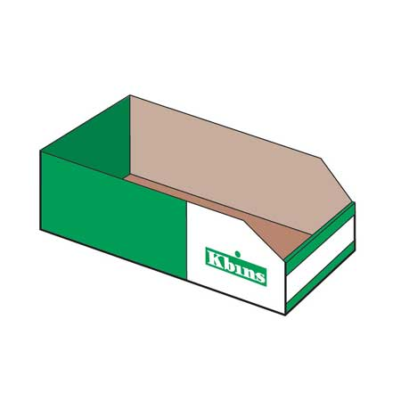PKA4015 K Bin Carboard Parts storage box 400mm x 150mm