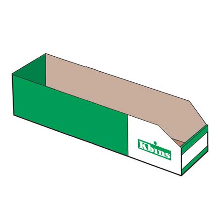 PKA6010 K Bin Carboard Parts storage box 600mm x 100mm