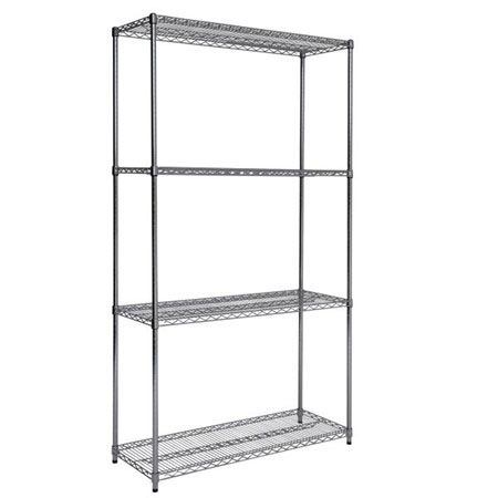 Warrior Wire Shelving