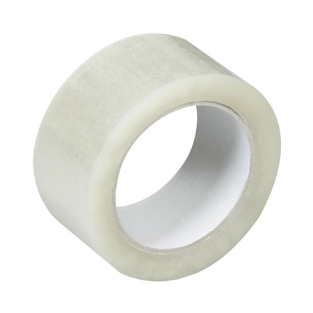 1 Roll Clear self adhesive Tape 50mm wide