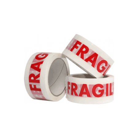 Fragile Roll Tape