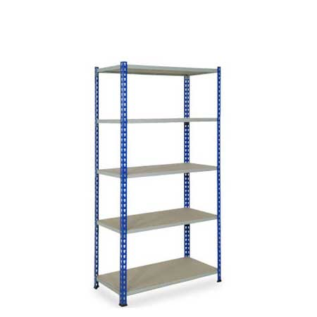 J Beam Rivet Shelving