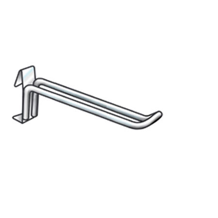 Grid Panel Hook PB162/6 150mm long euro style for 50mm grid mesh