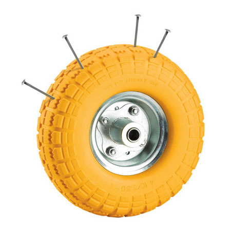 PF265 Puncture Proof Wheel 265mm x 85mm x 16mm