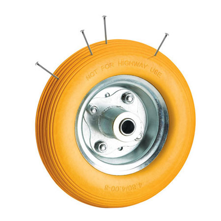 PF395 Puncture Proof Wheel 395mm x 80mm x 20mm