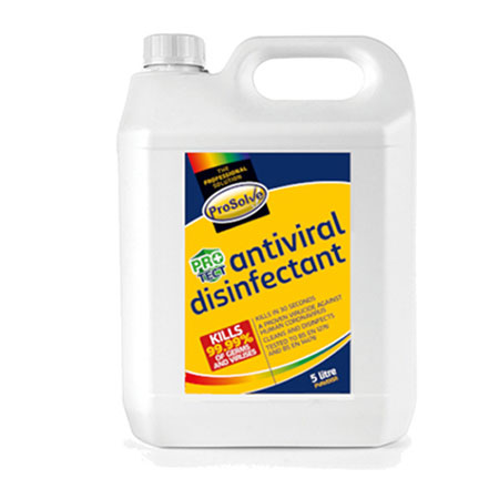 Antiviral Disinfectant 5Ltr