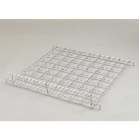 R429 - Front Lip Shelf For Grid Wall