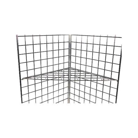 R432 Triangular shelf for GridWall Panels