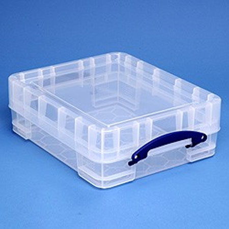 RUB11XL - 11 Litre Really Useful Boxes High Lid
