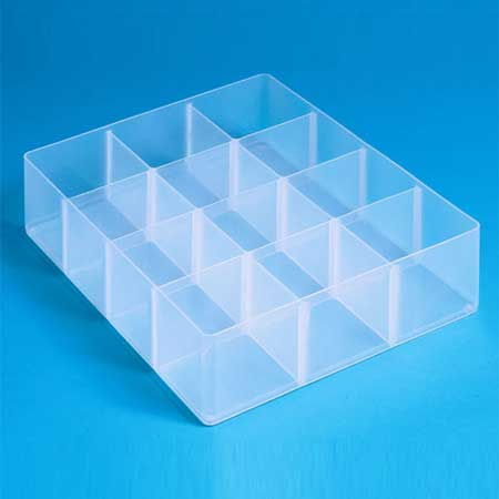 RUB12C - 12 Compartment Tray for really useful box