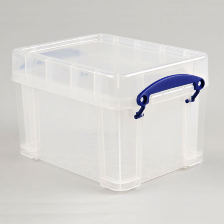 RUB3 - 3 Litre Really Useful Boxes for CDs