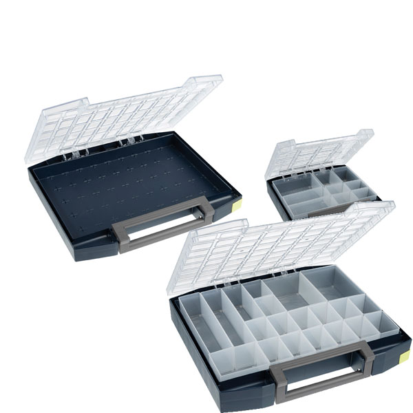 Raaco Boxxser compartment boxes