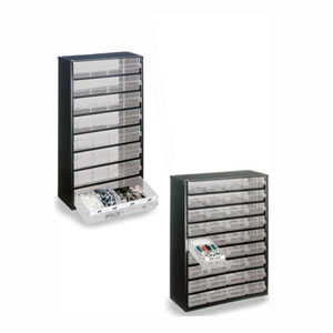 Raaco Small Parts Storage Cabinets