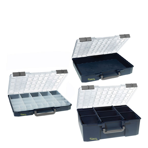 Raaco Carry-Lite Component Boxes