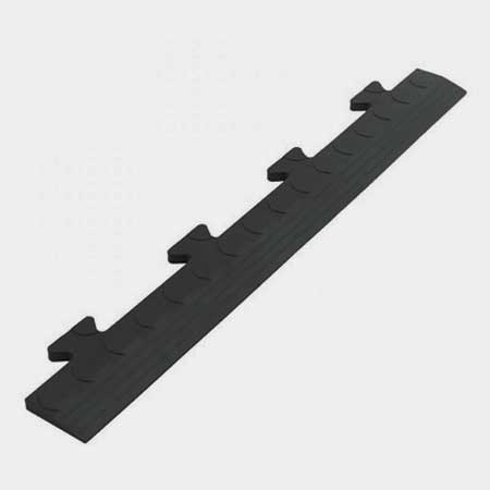 TSBPEMGR PVC bubble edge male lugs for interlocking floor tiles