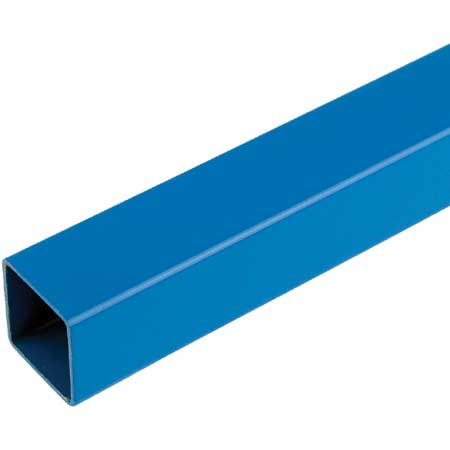 TSBL3 - 3mtr Length of Blue Steel Tube 25mm square for 25mm square tube system