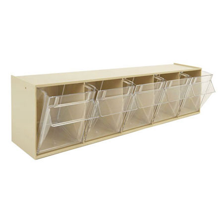 Stala Tilt Van Storage Compartment Bins