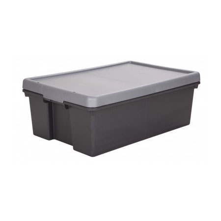 WB36L Wham Box 36Litre capacity Graphite Grey