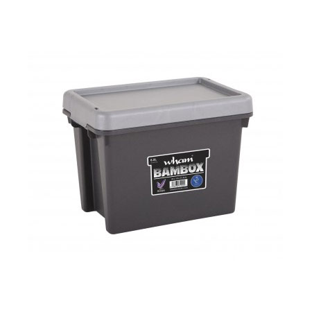 WB6.5L Wham Box 6.5Litre capacity Graphite Grey