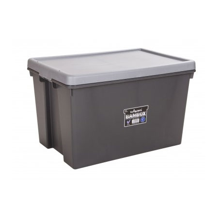 WB62L Wham Box 62Litre capacity Graphite Grey