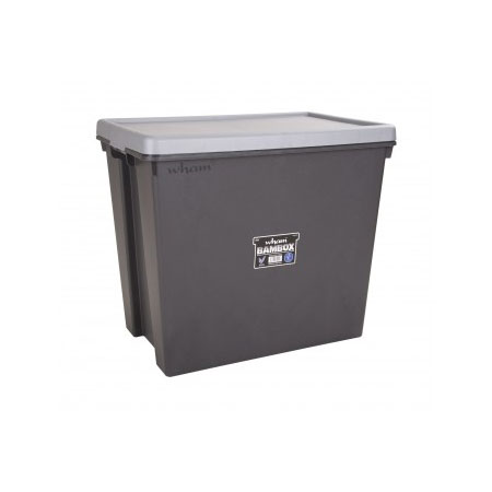 WB92L Wham Box 92Litre capacity Graphite Grey