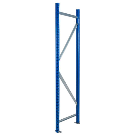 BD2045F 2000mm x 450mm Longspan Shelving End Frame