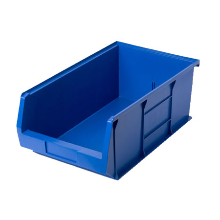 XL7B Blue Size 7 small parts picking bin 520mm deep x 310mm wide x 200mm high