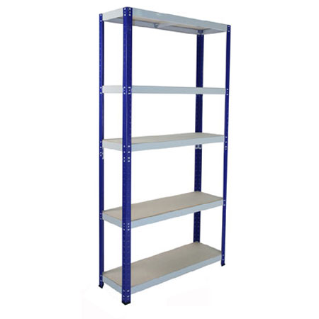 Clicka quick assembly storage shelving