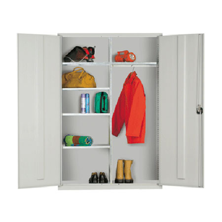 724818CE - Wide Clothing and Equipment Cupboard