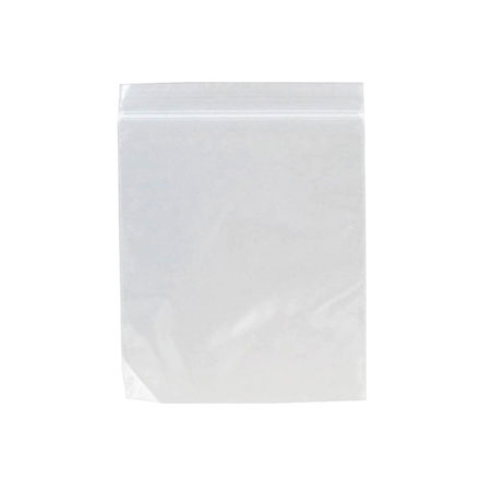 CSMG13x18 box of 1000 Resealable Clear plastic bags 325mm Wide x 450mm High