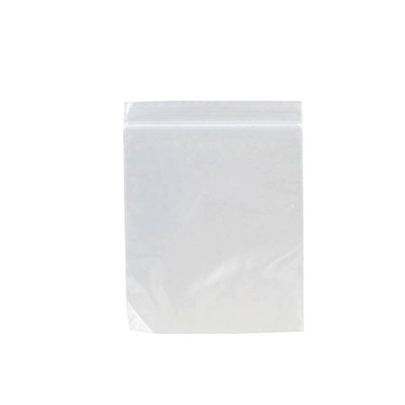 CSMG10x14 box of 1000 Resealable Clear plastic bags 250mm Wide x 350mm High