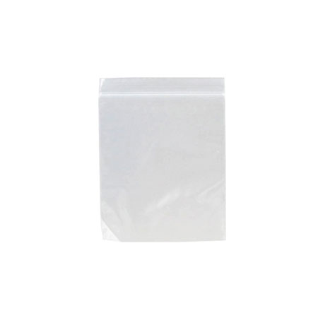 CSMG8x11 box of 1000 Resealable Clear plastic bags 200mm Wide x 275mm High