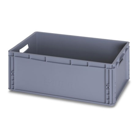 EG6422 - Euro Stacking Storage Boxes